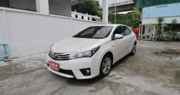 TOYOTA NEW ALTIS 1.8 G A/T  ปี 2014